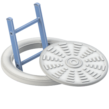 For Manholes