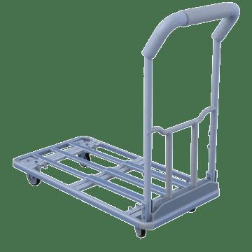 Folding Handle & Extendable Platform