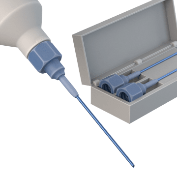 Reusable Dispensing Needles