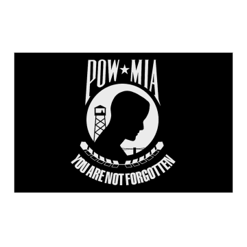 US POW/MIA Flag