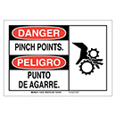 Bilingual Danger Pinch Points