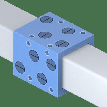 Square Linear Bearings