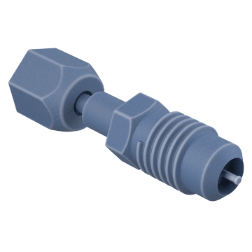 """1/4"""" Access Valve with Flare Nut"""