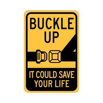 Buckle Up It Could Save Your Life