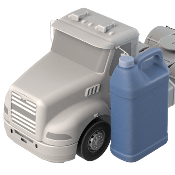 For Heavy Duty Diesel Trucks