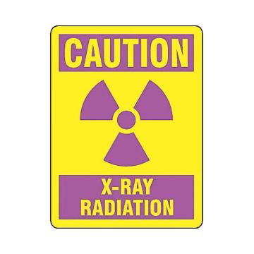 Caution X-ray Radiation