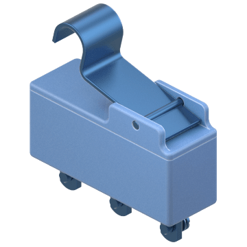 Simulated Roller Lever