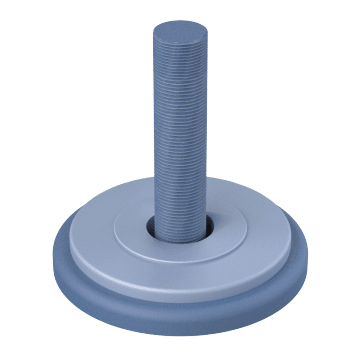 Vibration-Damping Screw-In