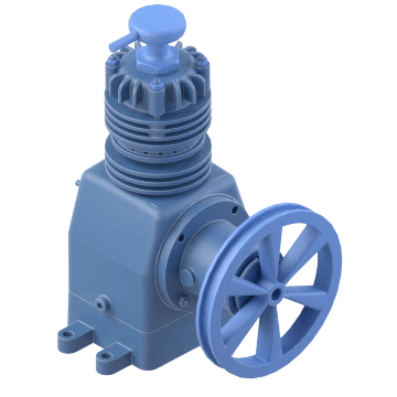 Continuous Duty with Removable Cylinder