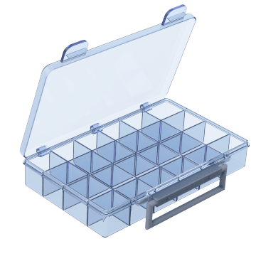 4 to 20 Compartments