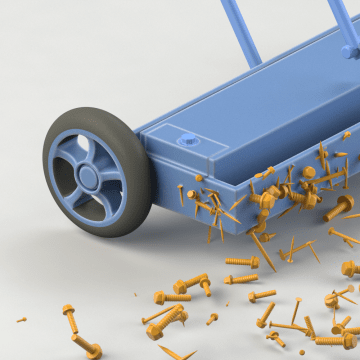 For Sweeping Parts