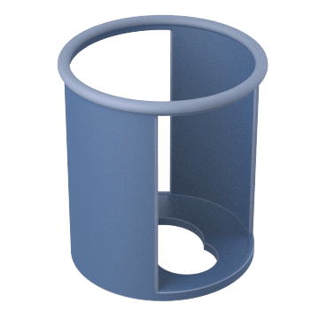 Gas Cylinder Collars & Guards