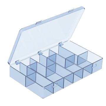 6 to 16 Compartments
