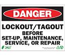 Tagout Before Set-Up, Maintenance, Service, or Repair