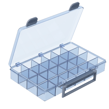 6 to 18 Compartments