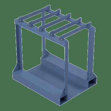 Forkliftable Caddies