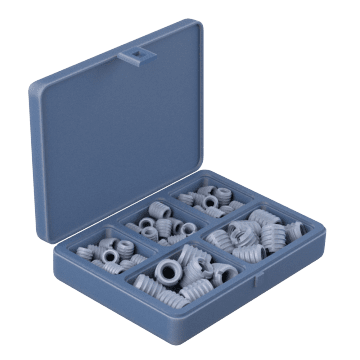 Self-Locking Insert Assortments