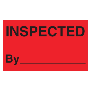 Inspected By