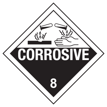 Class 8: Corrosive Substances
