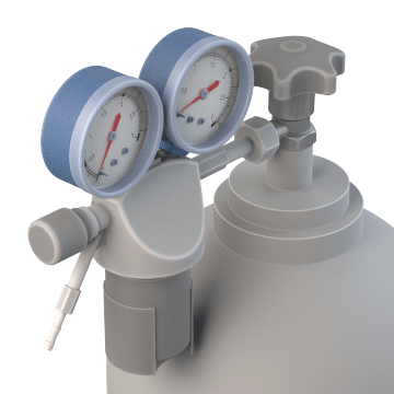 For Low Pressure Gas Systems