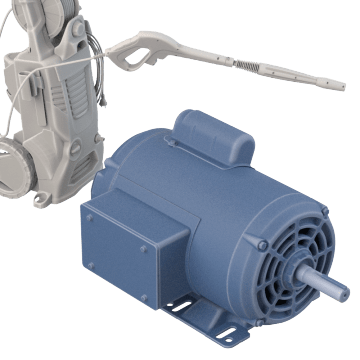 Pressure Washer Motors