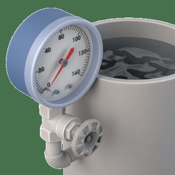 For Altitude & Water Pressure