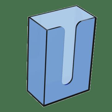 Freestanding Box Style