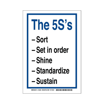 The 5s's