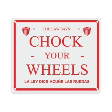 Chock Your Wheels