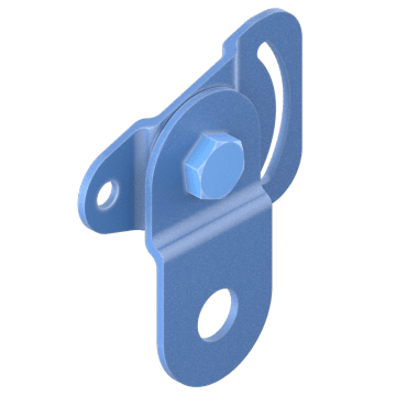 Double-Adjusting Tensioners