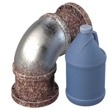 Rust Removing & Converting Liquids