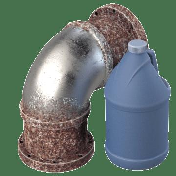 Rust Removing & Converting Liquids