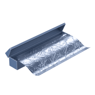 Aluminum Foil: Best for Insulating