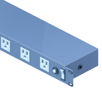 Rack-Mount Outlet Strips