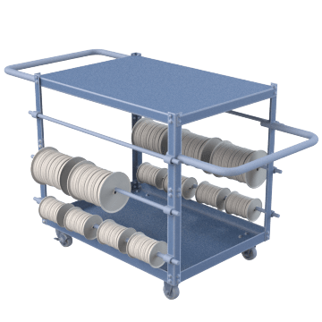 Storage & Dispensing Carts