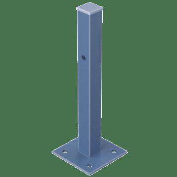 W-Beam Guardrail Mounting Posts