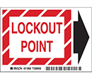 Lockout Point (Right Arrow)