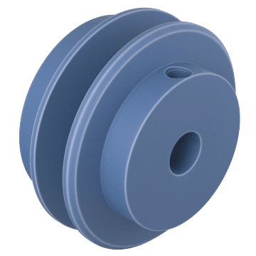 Heavy Duty Variable-Pitch Cast Iron