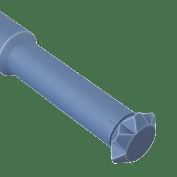 Single Flute for Internal & External Threads