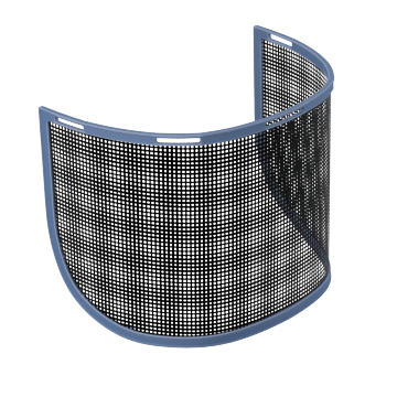 Mesh Replacement Windows for Forestry & High Heat