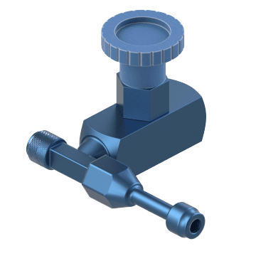 Bleed-Off Valve Assemblies