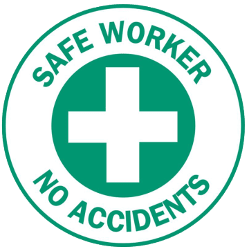 Safe Worker No Accidents