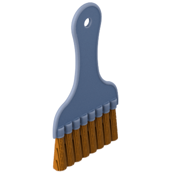 Condenser Fin Whisk Brushes
