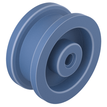 Heavy Duty Steel Toothed Idlers