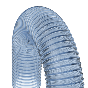 Static-Dissipative Hose for Powders
