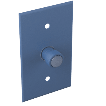 Slim Profile Wall Plate