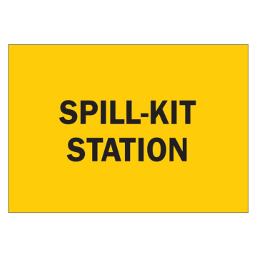 Spill-Kit Station