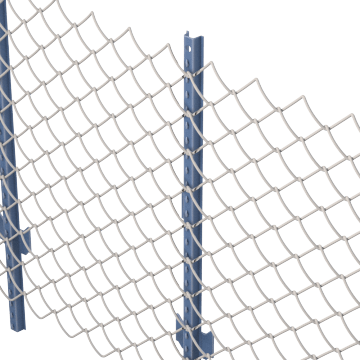 U-Channel Fence Posts