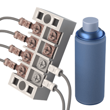 Corrosion Inhibitors for Electrical Connections