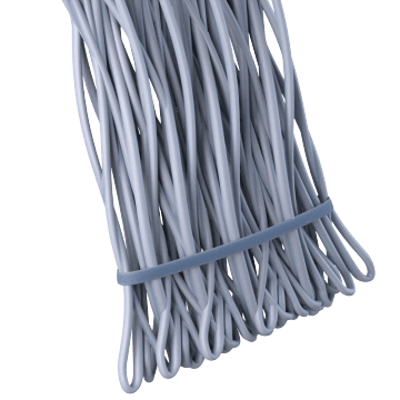Looped End String Mops